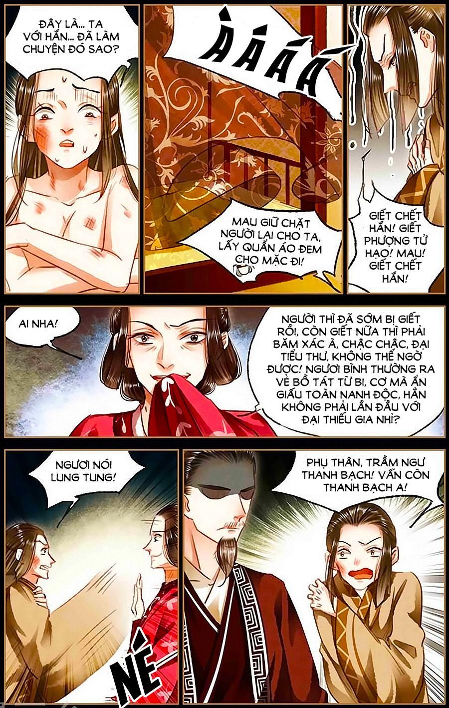Thần Y Đích Nữ – Chap 80