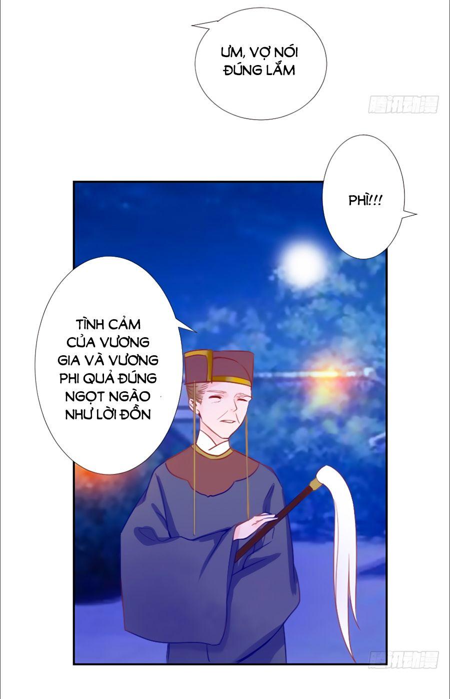 Đường Hoa Nhất Mộng Cổ Phi – Chap 28
