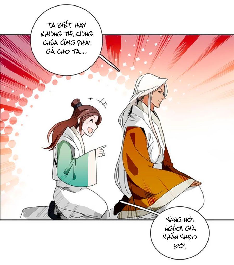 Hoàng Thượng! Hãy Sủng Ái Ta Đi! Chap 15