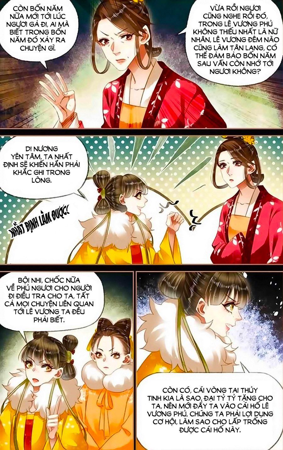 Thần Y Đích Nữ Chap 149 Trang 4