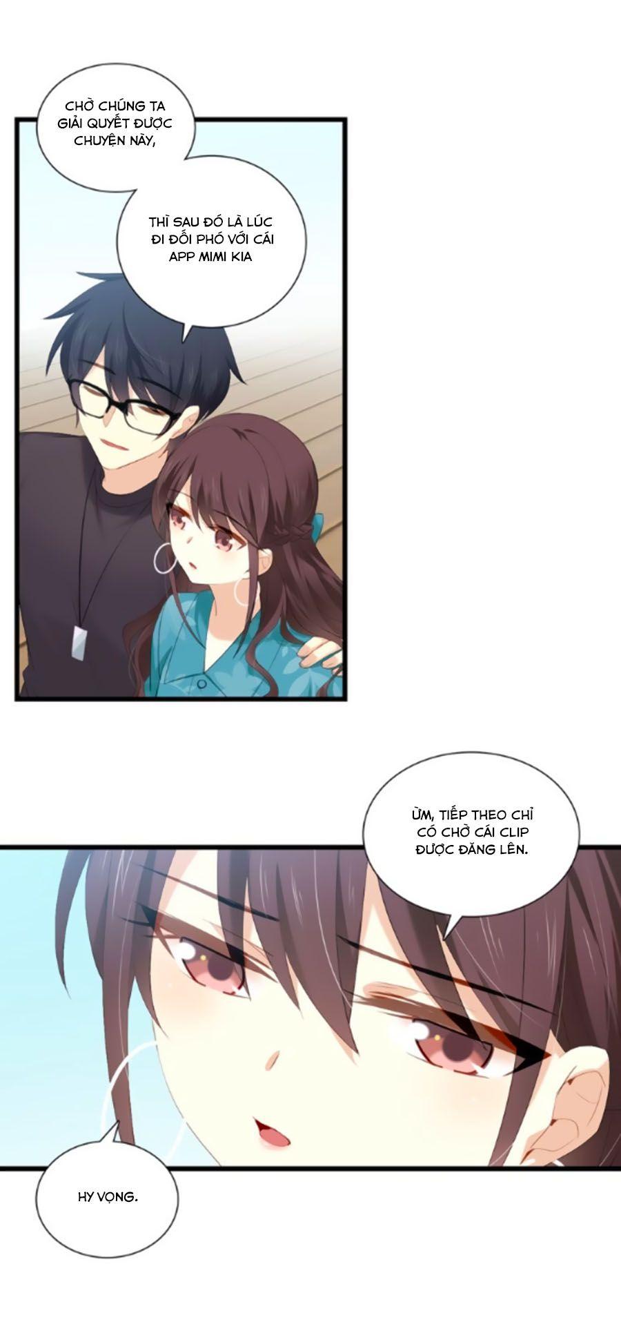 Tình Yêu Là Thế 2 chap 20 - Trang 17