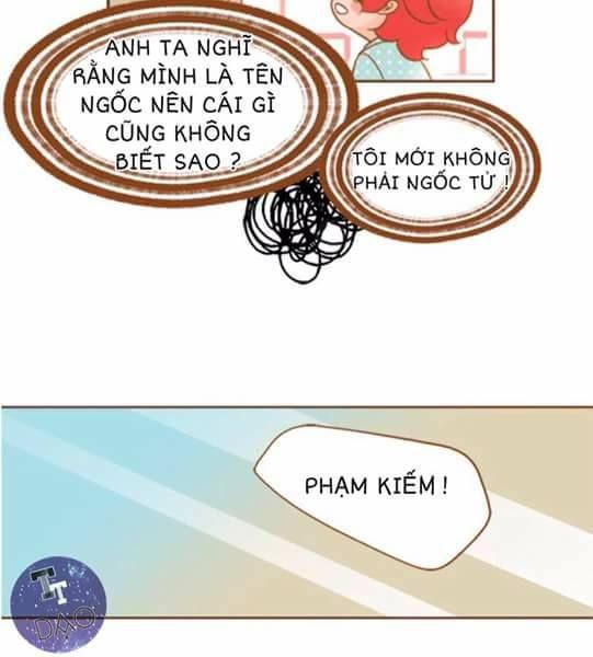 Tân Lang Nuôi Từ Thuở Bé Chap 4