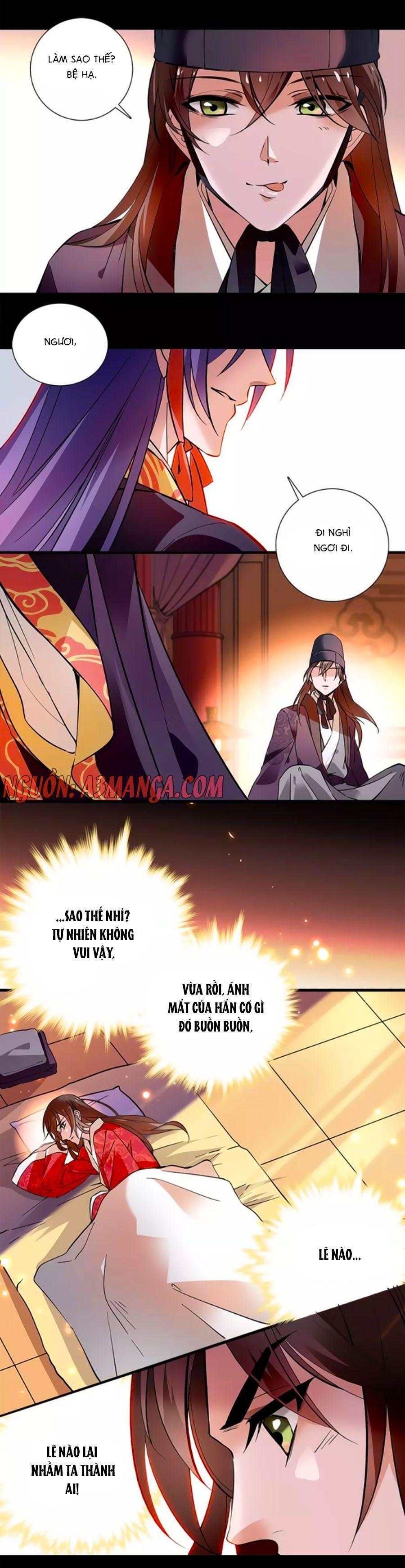 Hoàng Thượng! Hãy Sủng Ái Ta Đi! Chap 58