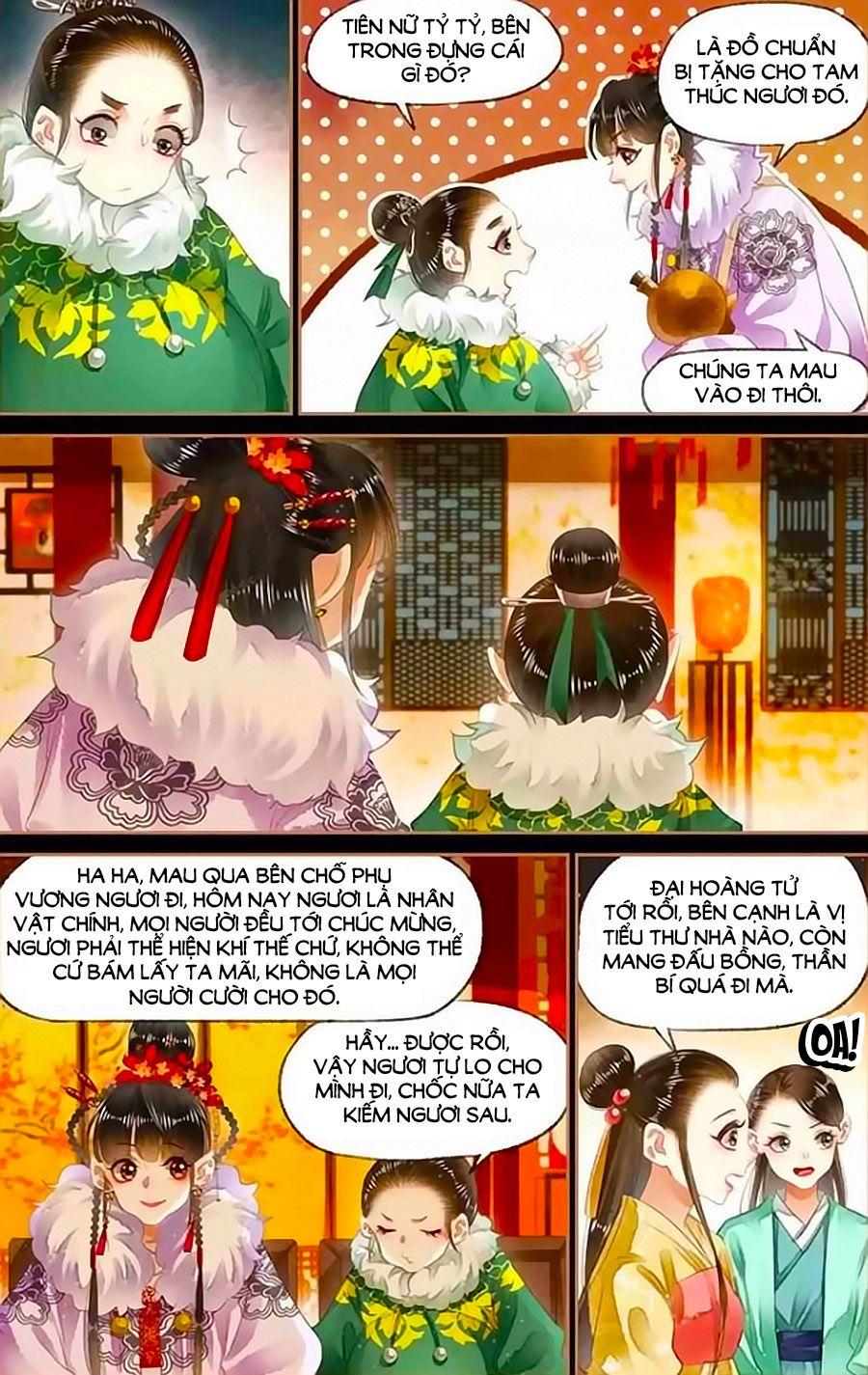 Thần Y Đích Nữ – Chap 138