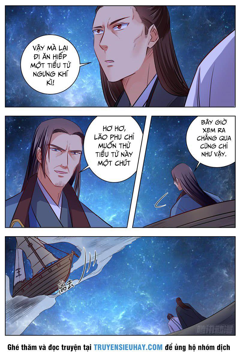 Ngã Dục Phong Thiên - Chap 50