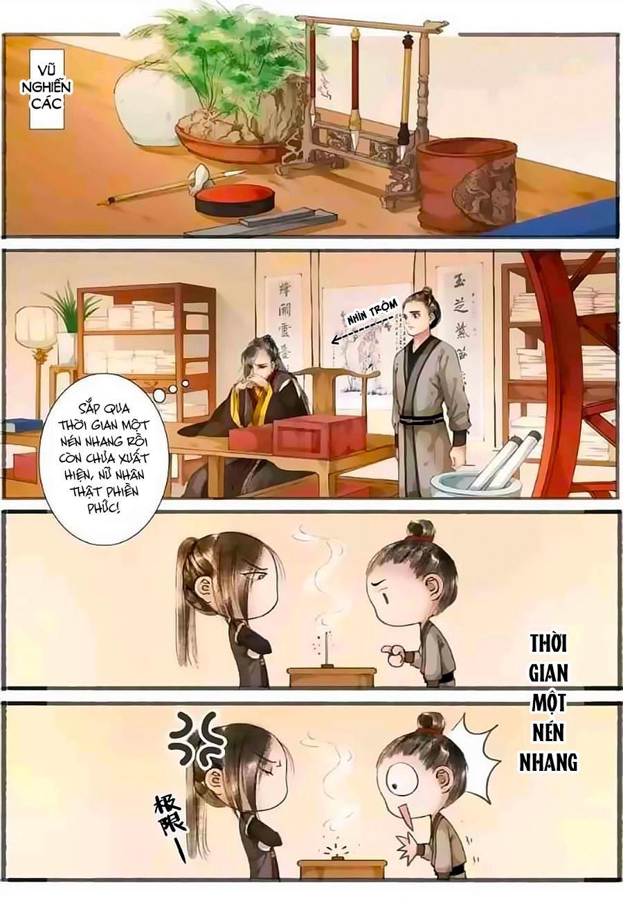 Nhà Ta Có Tiểu Thiếp – Chap 7