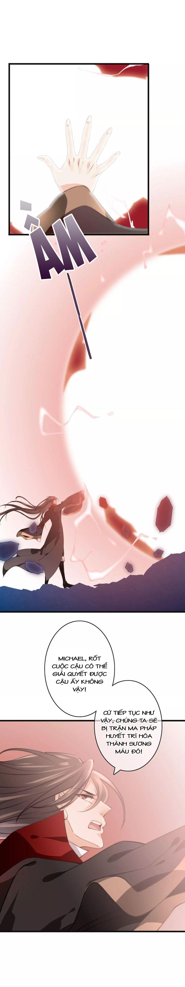 Thiên Thần Không Có Tiết Tháo – Chap 33