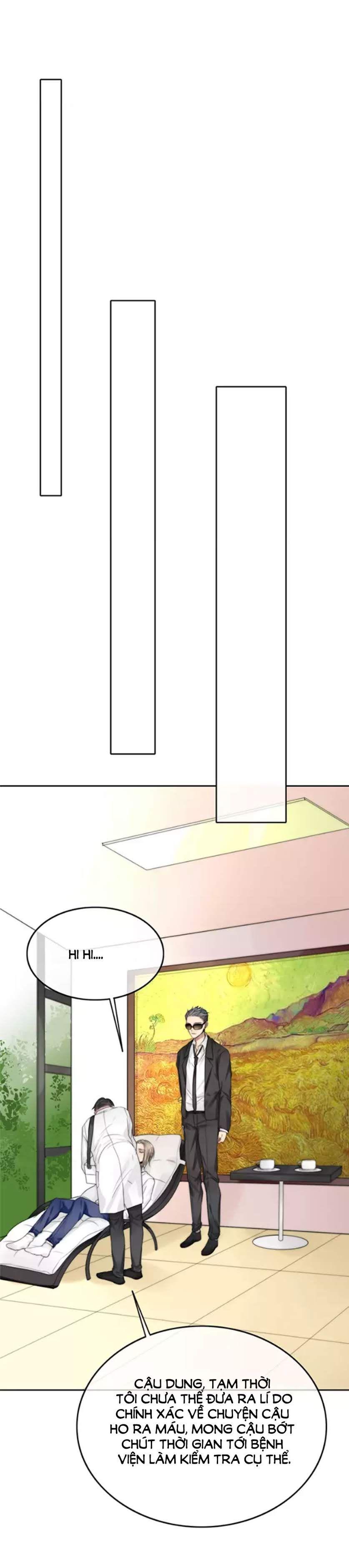 Fan Biến Thái Và Thần Tượng Xinh Đẹp chap 22 - Trang 14