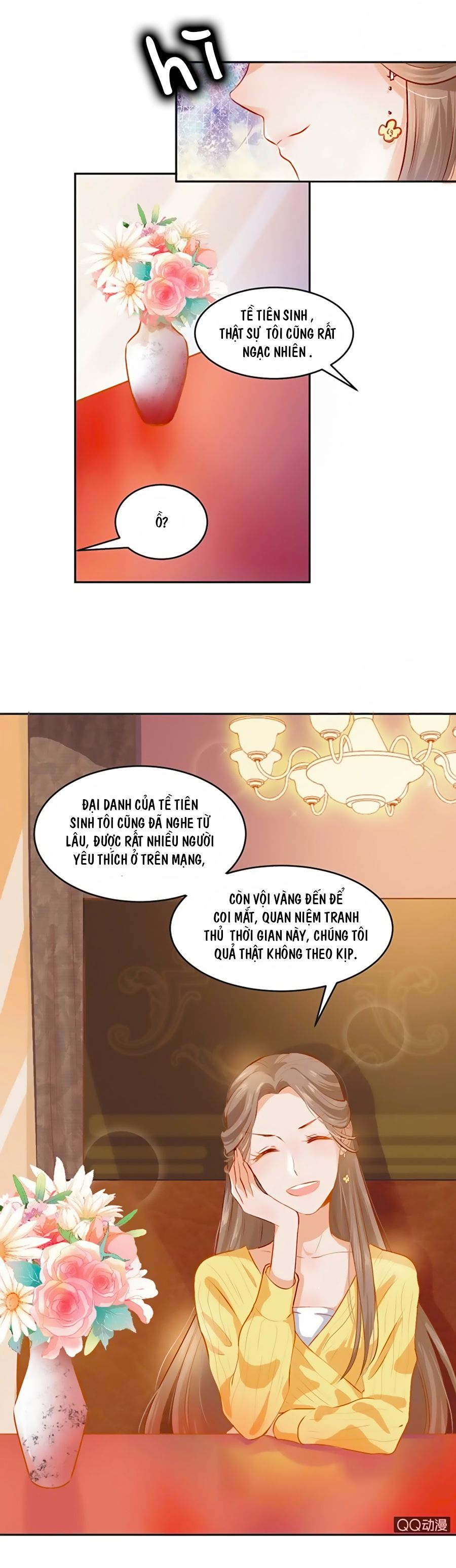 Khi Trá Luyến Nhân chap 0 - Trang 19