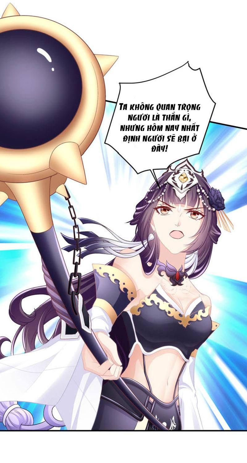 Ma Nữ Mang Đôi Giày Cao Gót - Chap 4
