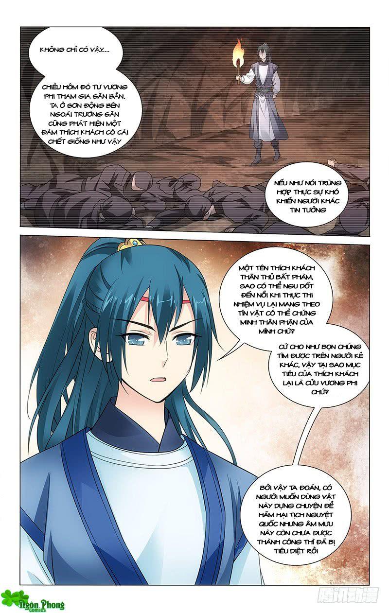 Vương Gia ! Không nên a ! Chap 132 Trang 7
