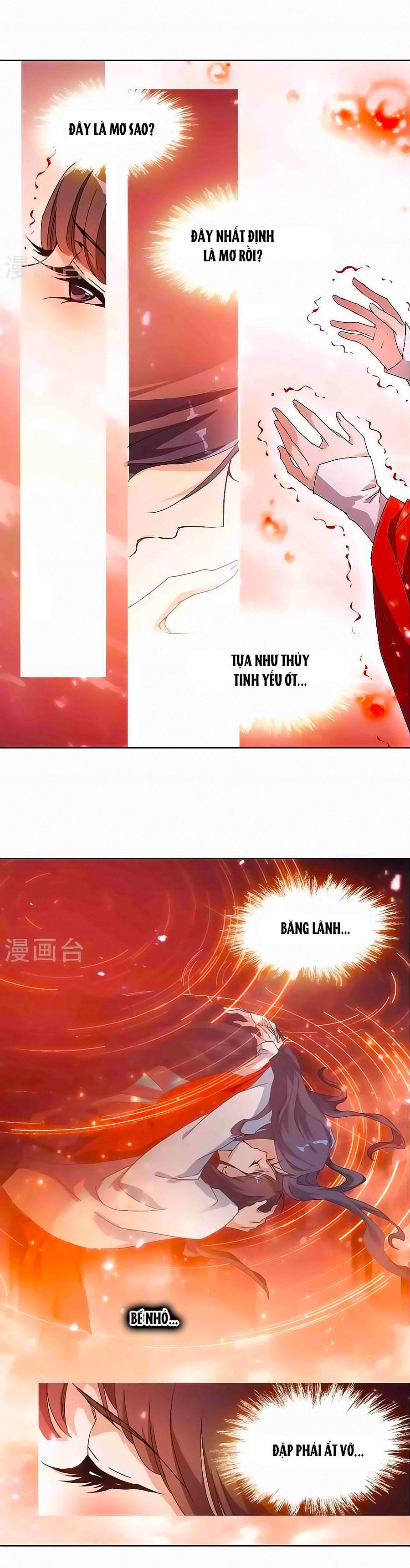 Hoa Thiên Cốt – Chap 135