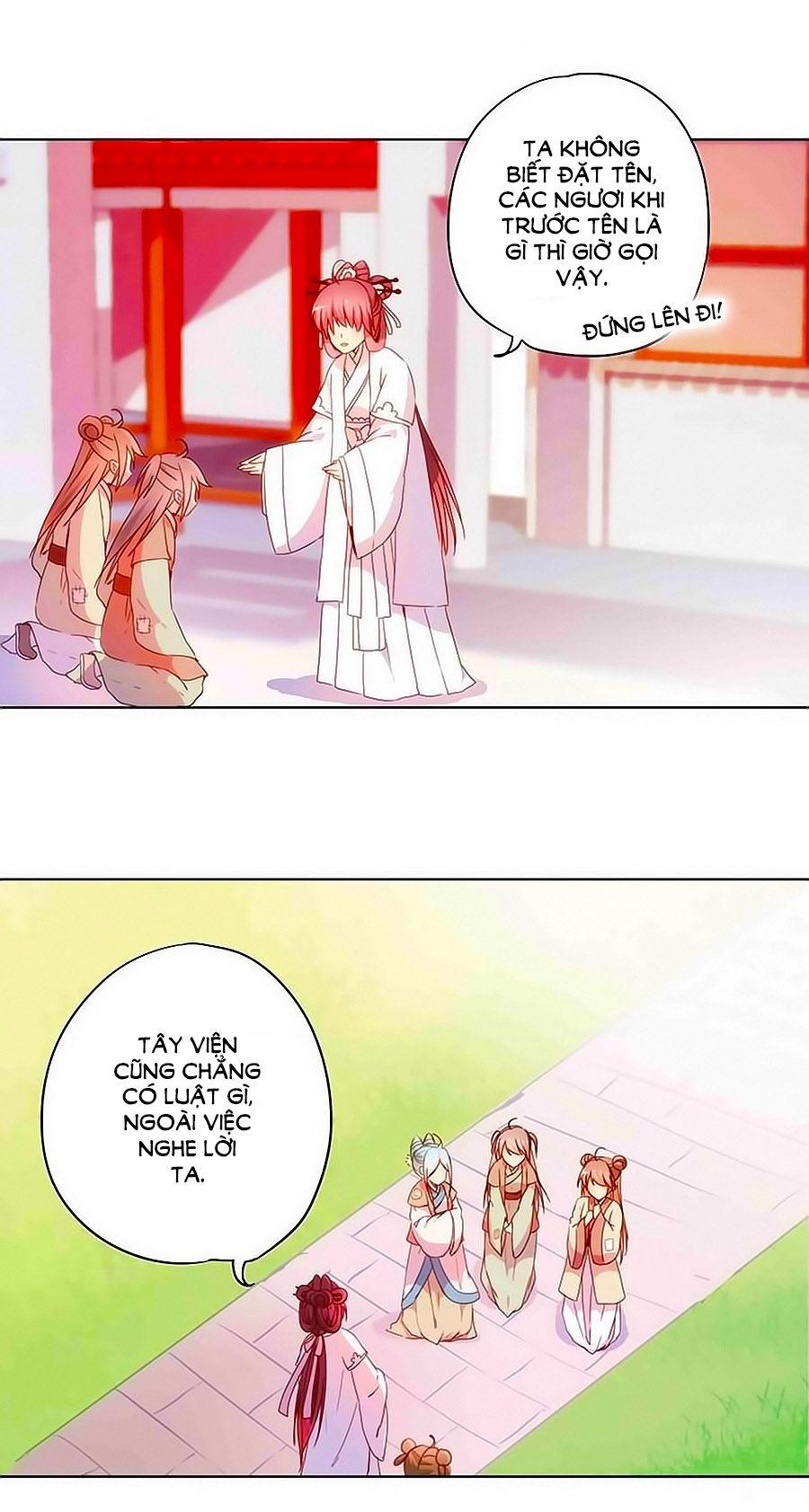 Hoàng Hậu Nương Nương Đích Năm Xu Đặc Hiệu - Chap 28