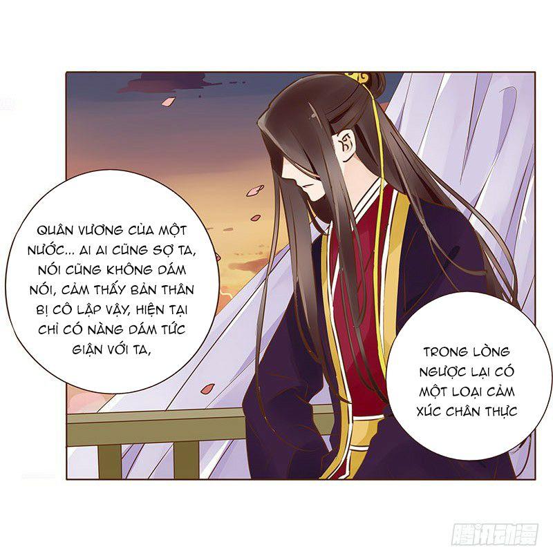 Đế Vương Trắc – Chap 99.5