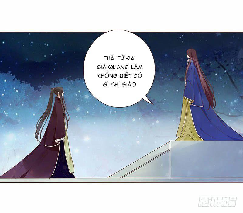 Đế Vương Trắc: Chapter 107