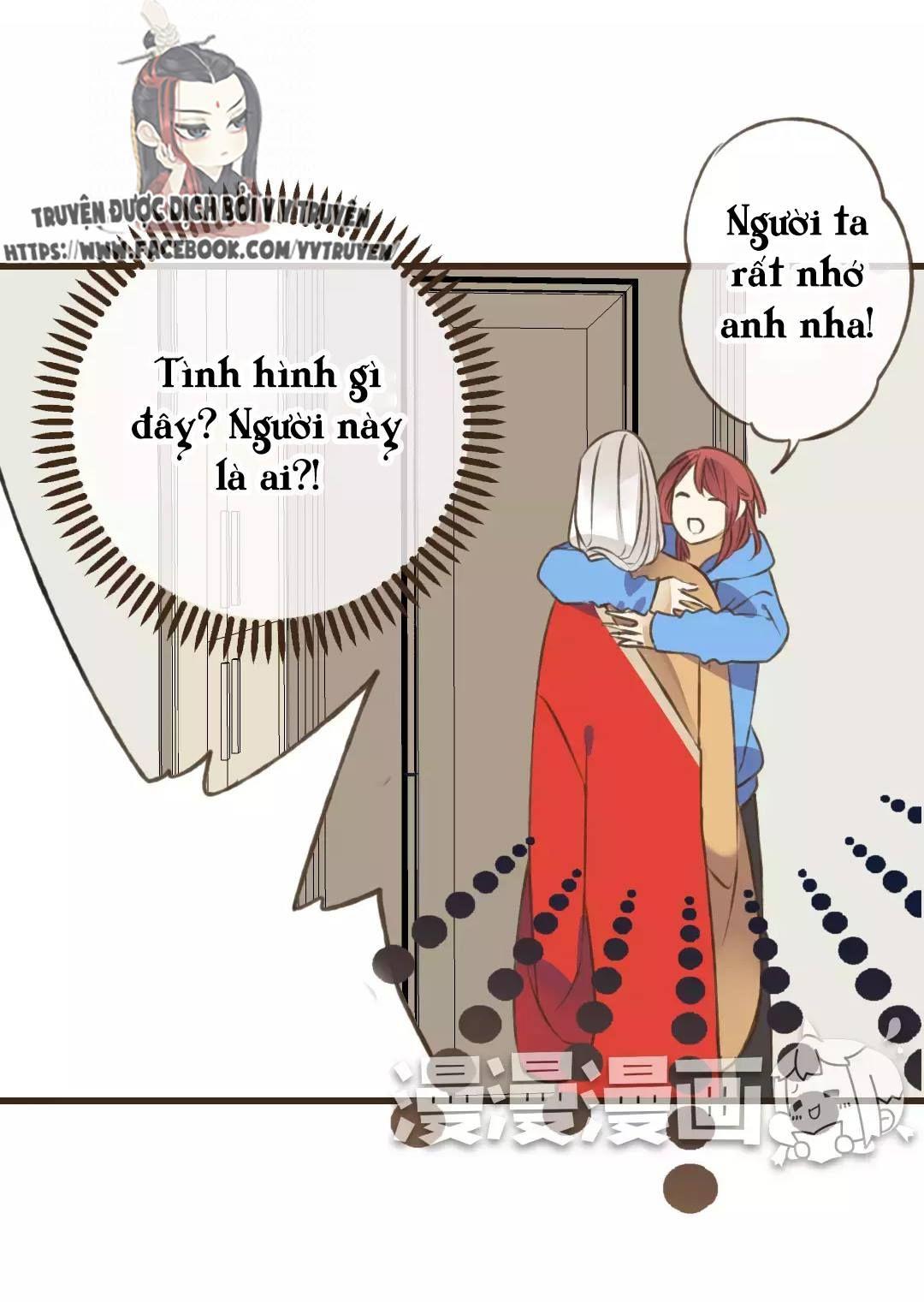 Trên Trời Rớt Xuống Một Hòa Thượng Ngốc Chap 35