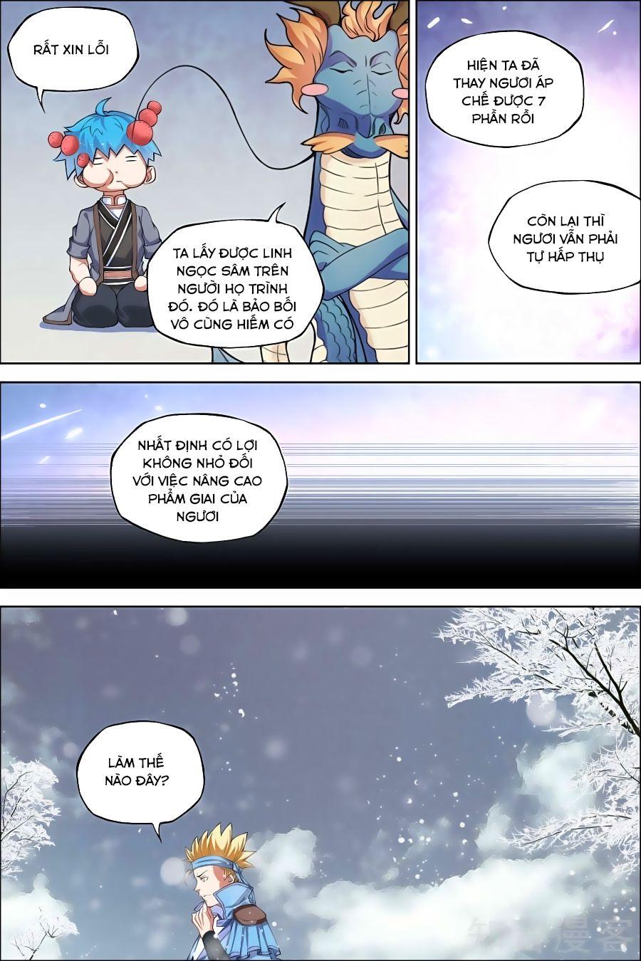 Ngạo Thế Cửu Trọng Thiên - Chap 54