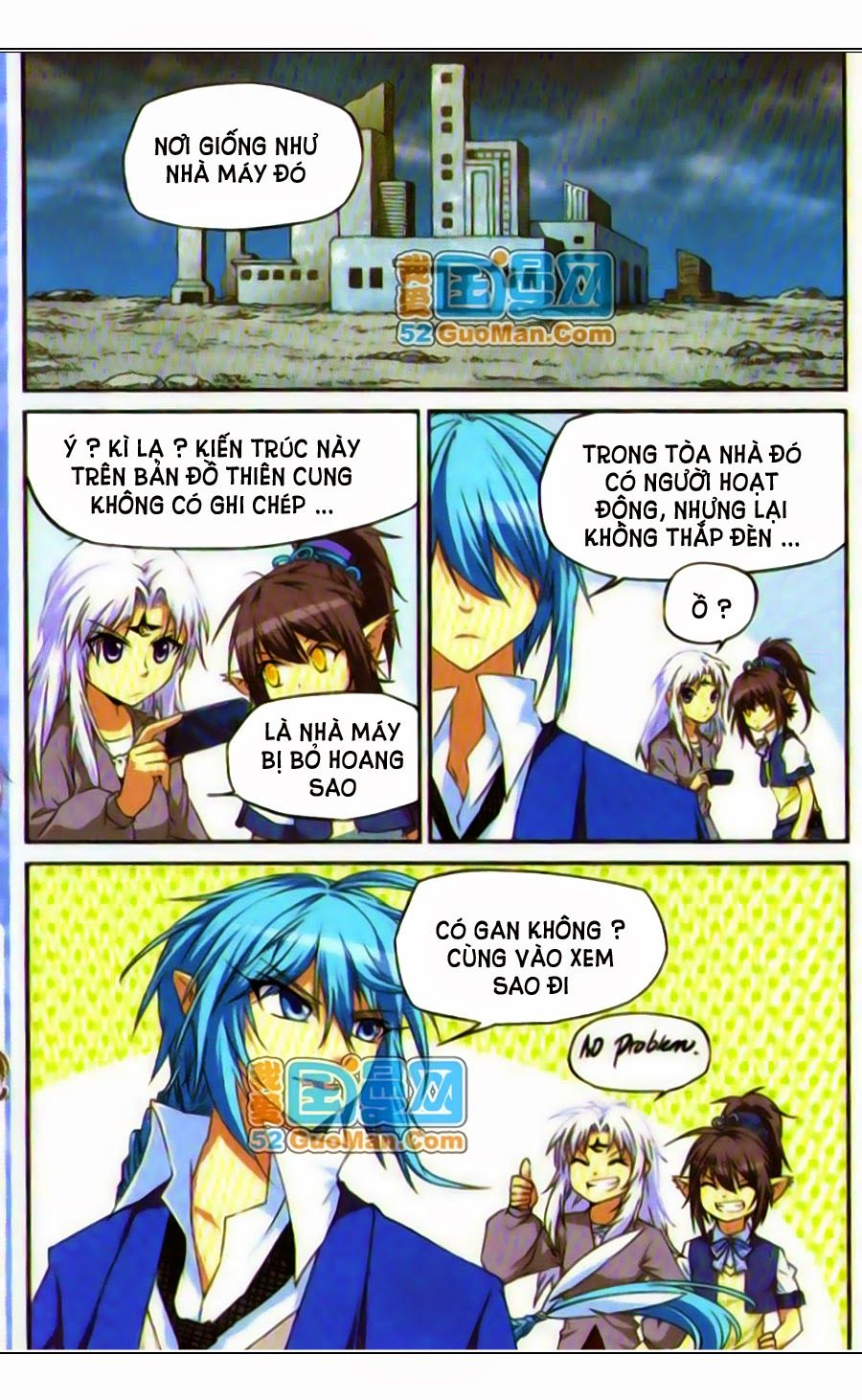 a3manga.com tam nhan hao thien luc chap 14