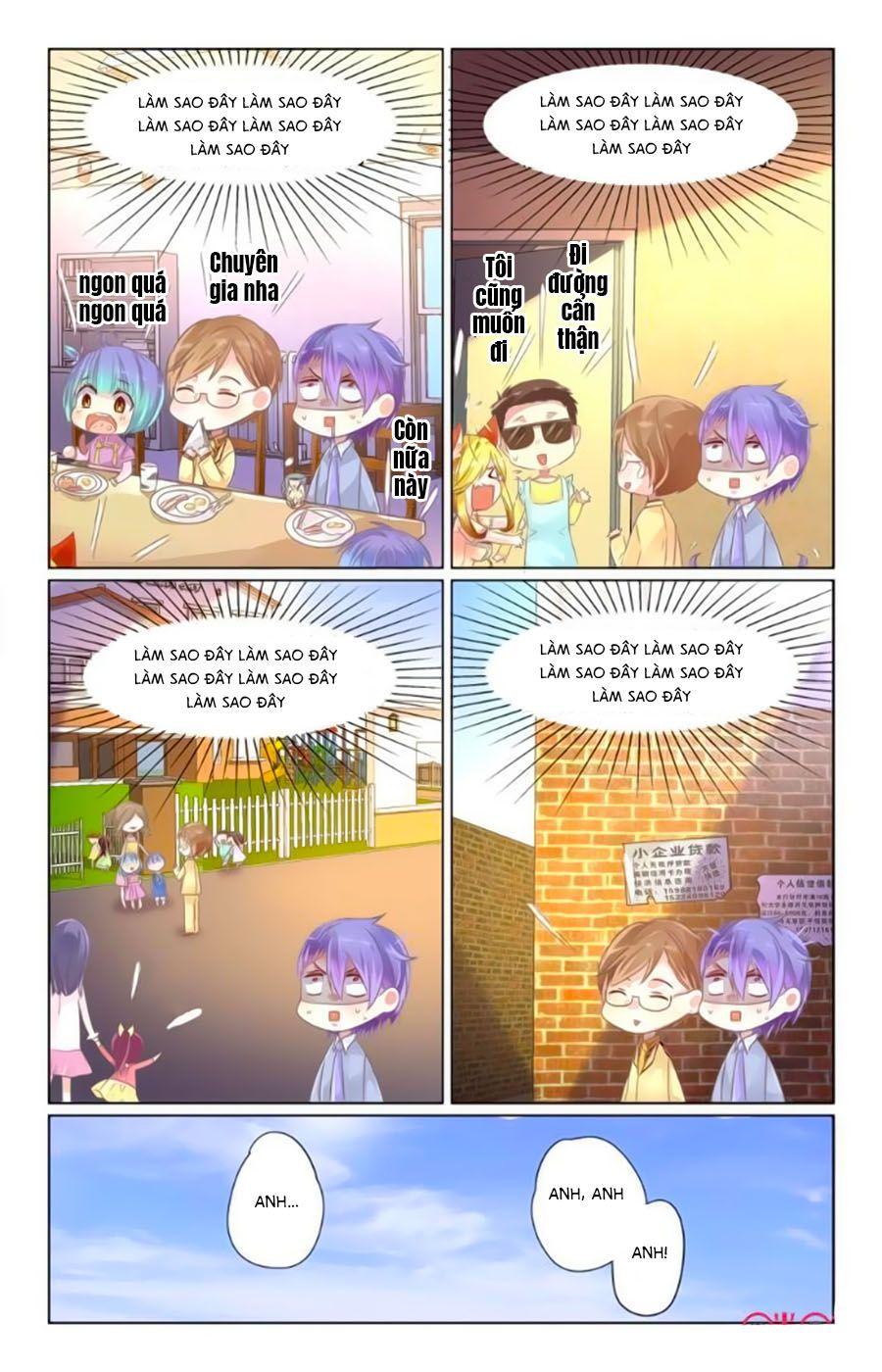 Ca Ca Gần Đây Có Chút Gay Chap 16