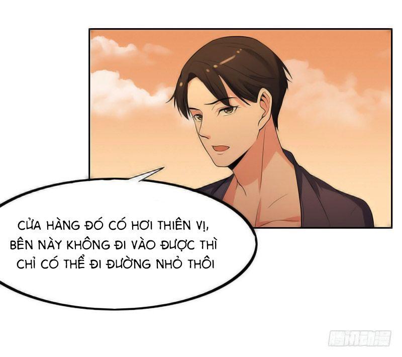 Quay Đầu Nhìn Lại, Anh Yêu Em! chap 18 - Trang 4