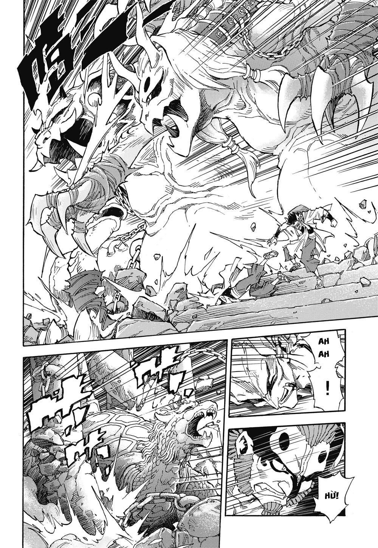 Huyền Hạo Chiến Kí - Chap 34
