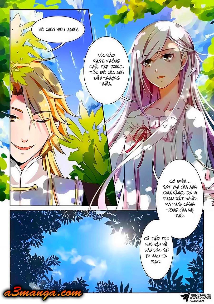 Chước Chước Lưu Ly Hạ - Chap 2