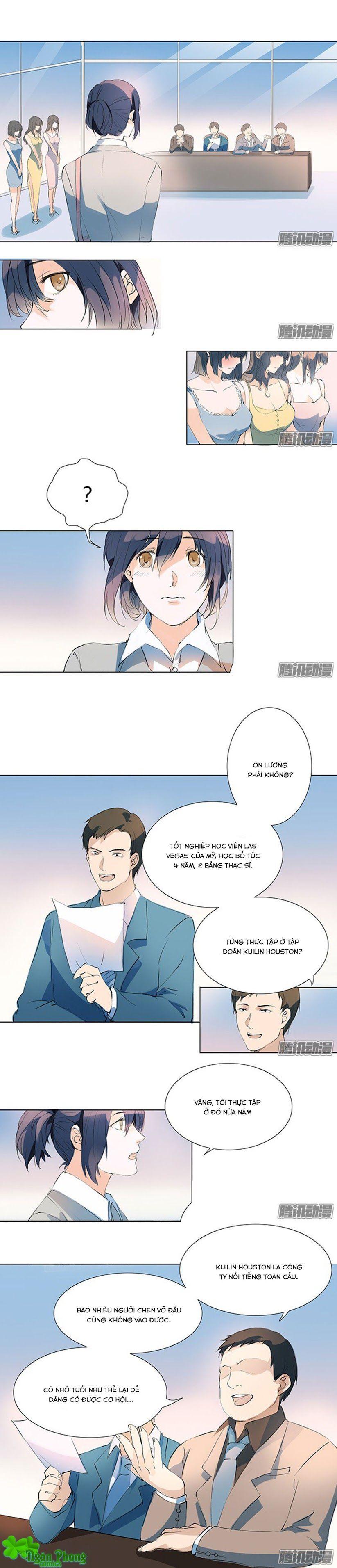 Thiên Kim Đường Môn-Chap 5