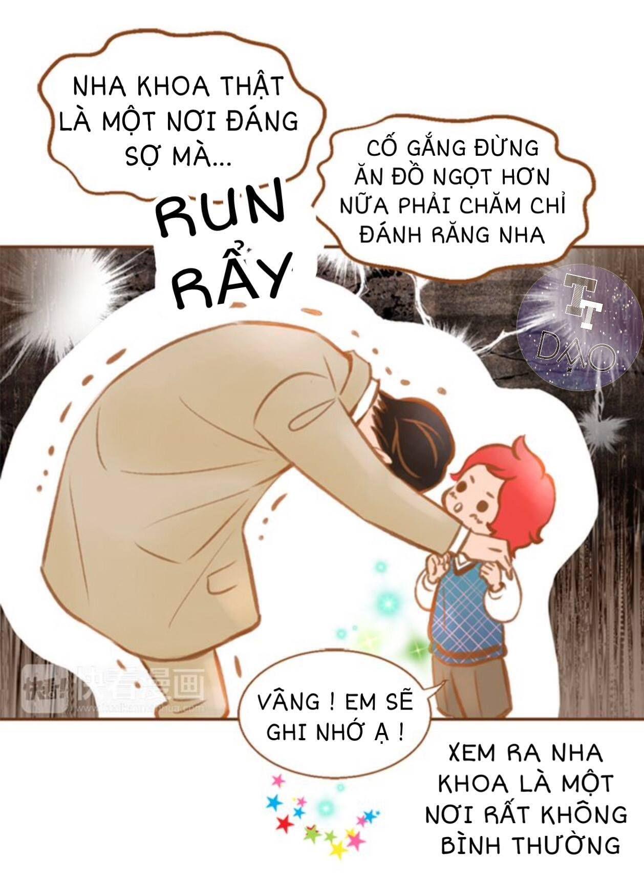 Tân Lang Nuôi Từ Thuở Bé Chap 3