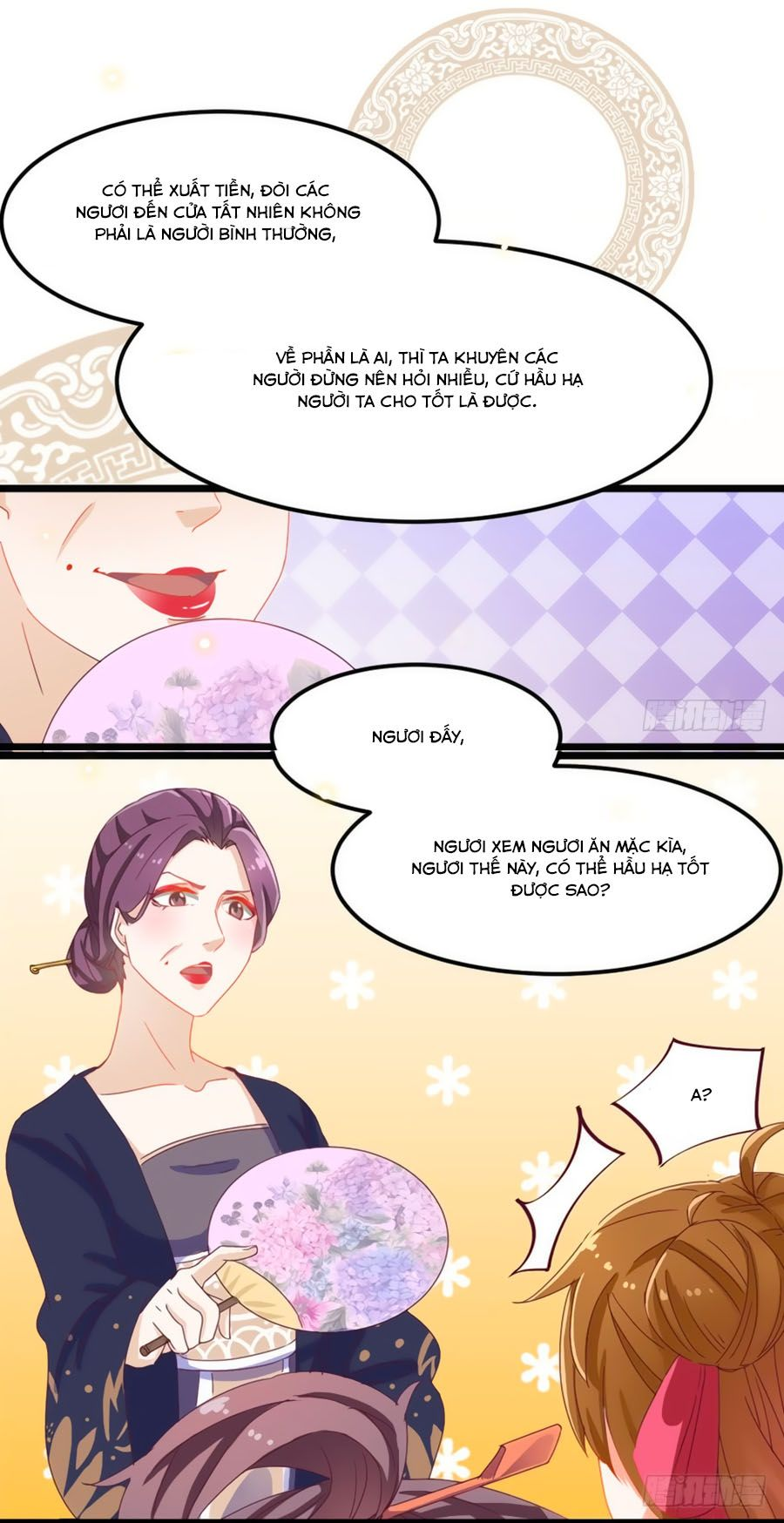 Ngọc Vi Mai chap 3 - Trang 12