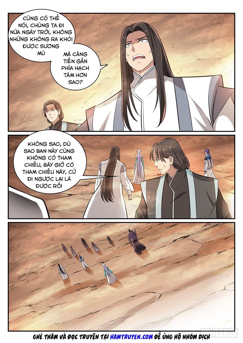 Bách Luyện Thành Thần - Chap 288