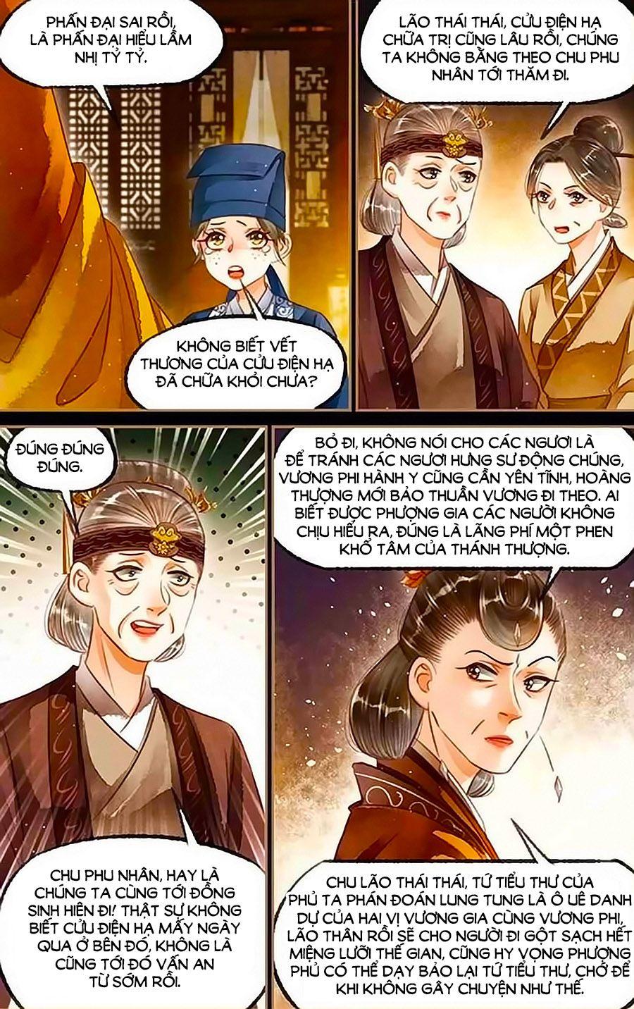 Thần Y Đích Nữ – Chap 122