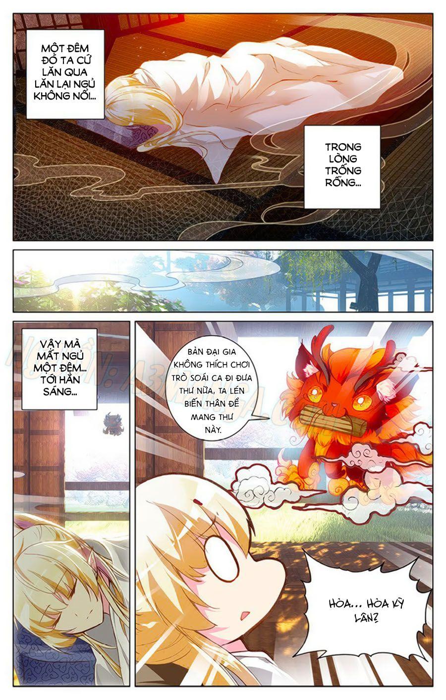 Tam Sinh Tam Thế Thập Lý Đào Hoa Chap 10.2