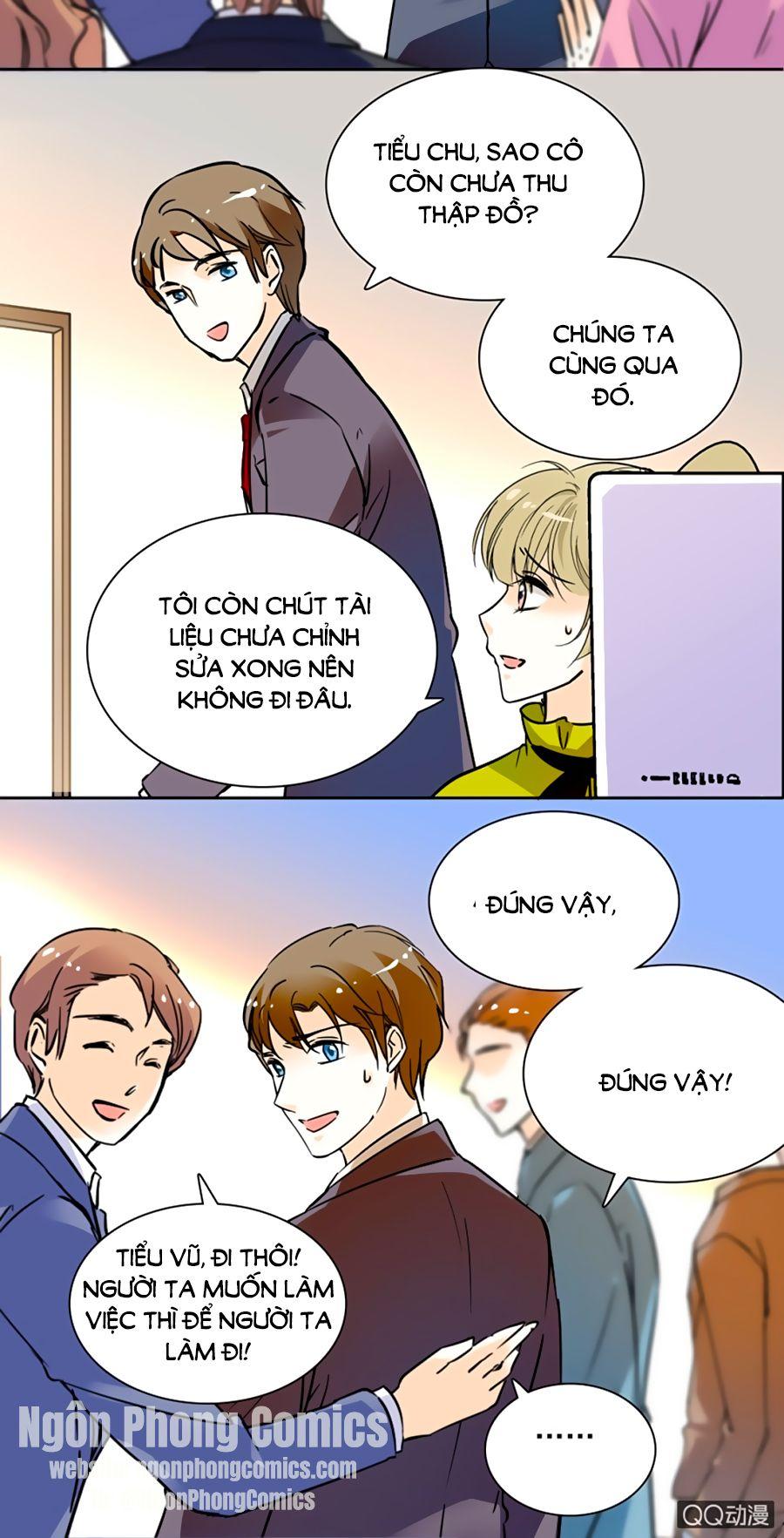 Tịch Nhan Hoa Nở Chỉ Vì Em – Chap 20