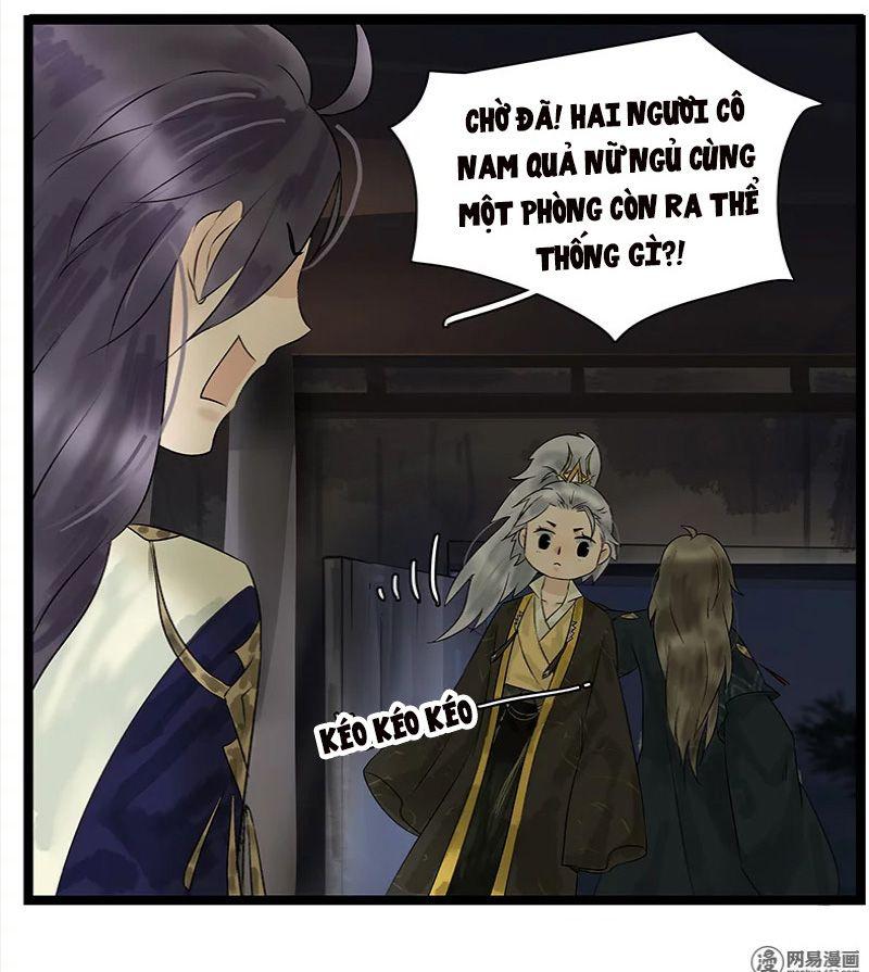 Thái Tử Bị Hoang Tưởng - Chap 14