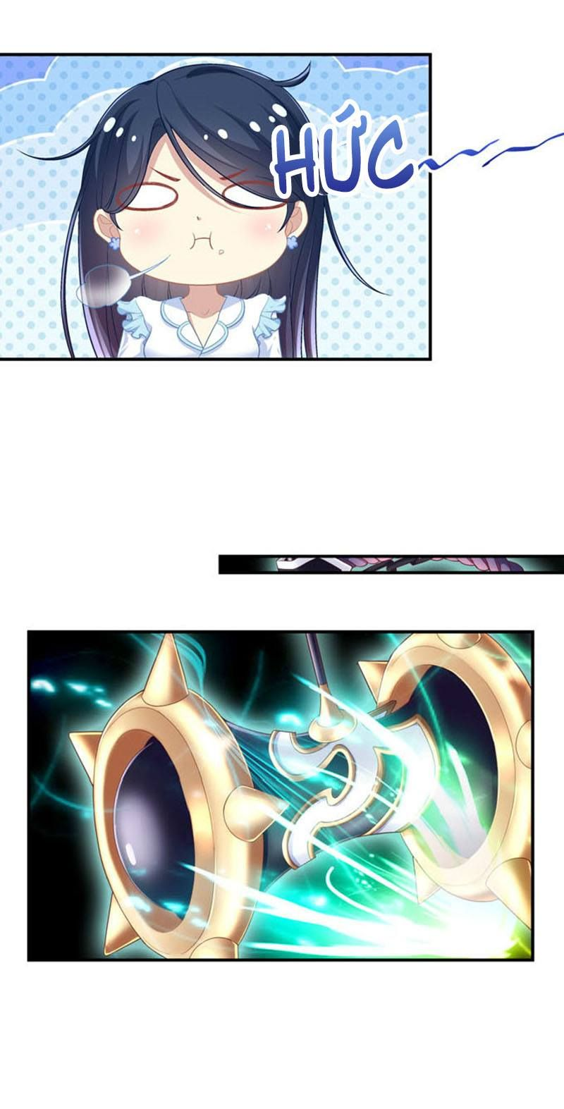 Ma Nữ Mang Đôi Giày Cao Gót - Chap 2