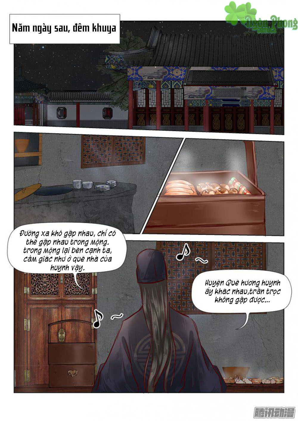 Luôn Có Yêu Quái – Chap 44