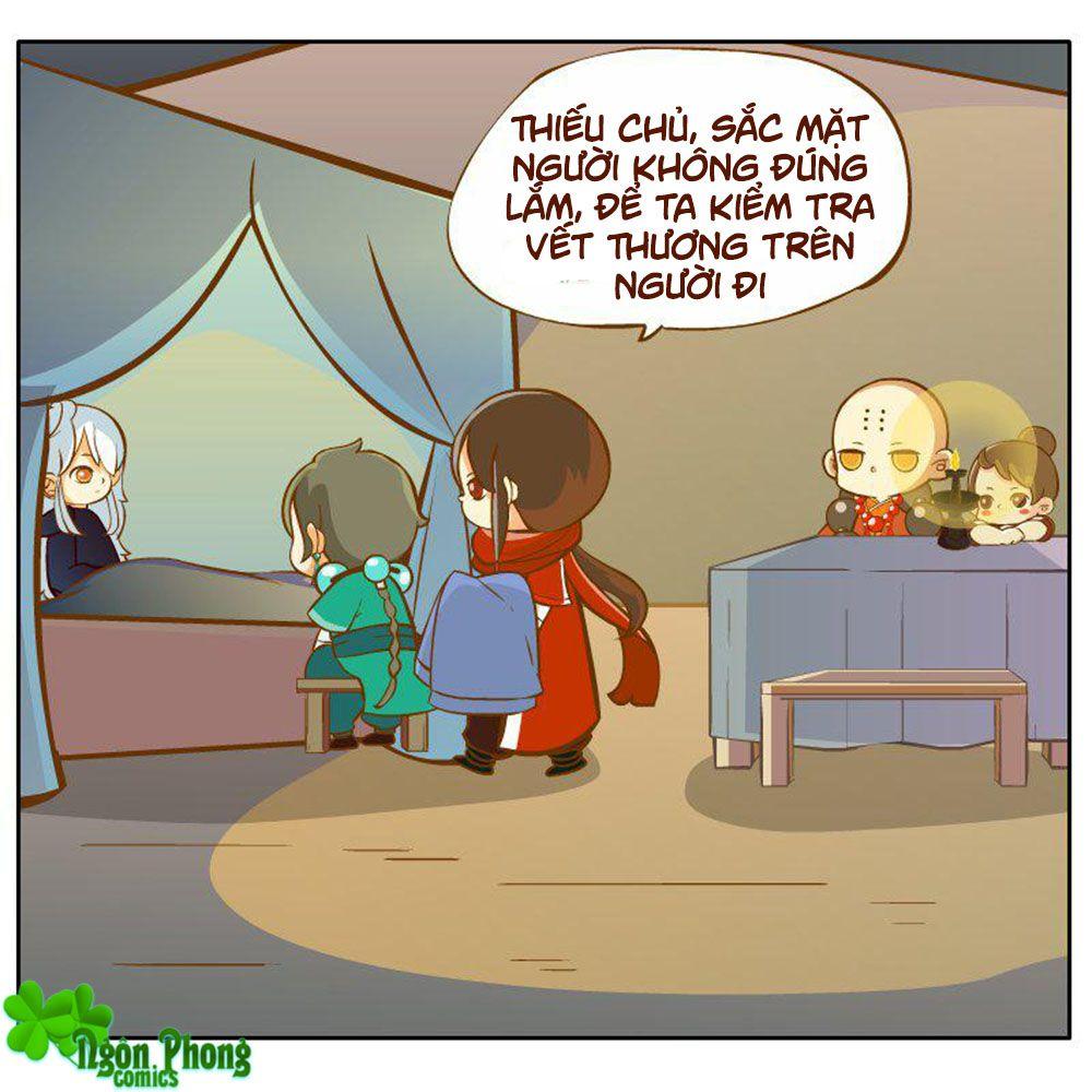 Hòa Thượng Và Tiểu Long Quân – Chap 15