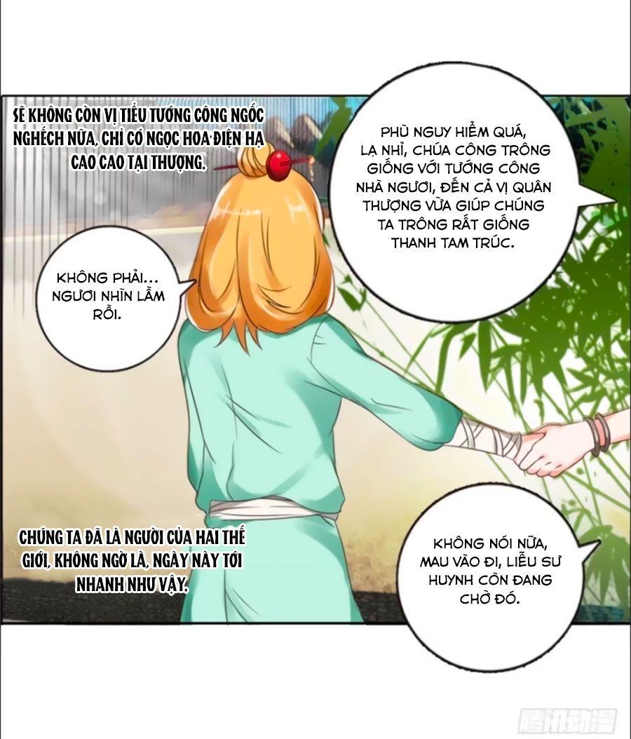 Dẫn Hồn Khúc chap 11.1 - Trang 13