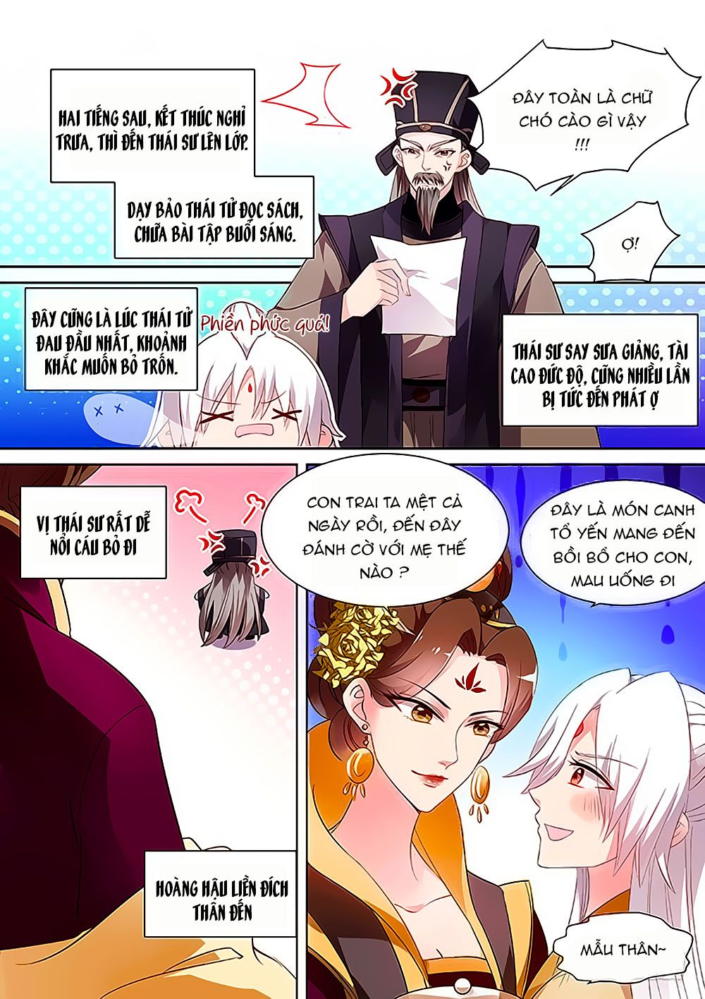 Hệ Thống Chế Tạo Nữ Thần chap 93 - Trang 5