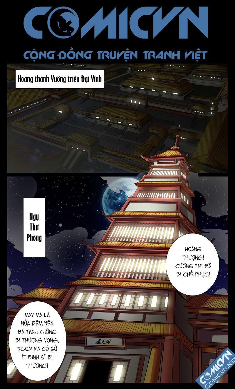 Long Phù Chi Vương Đạo Thiên Hạ - Chap 43