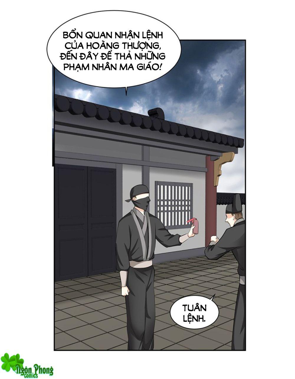 Hỏa Hồ chap 52 - Trang 23