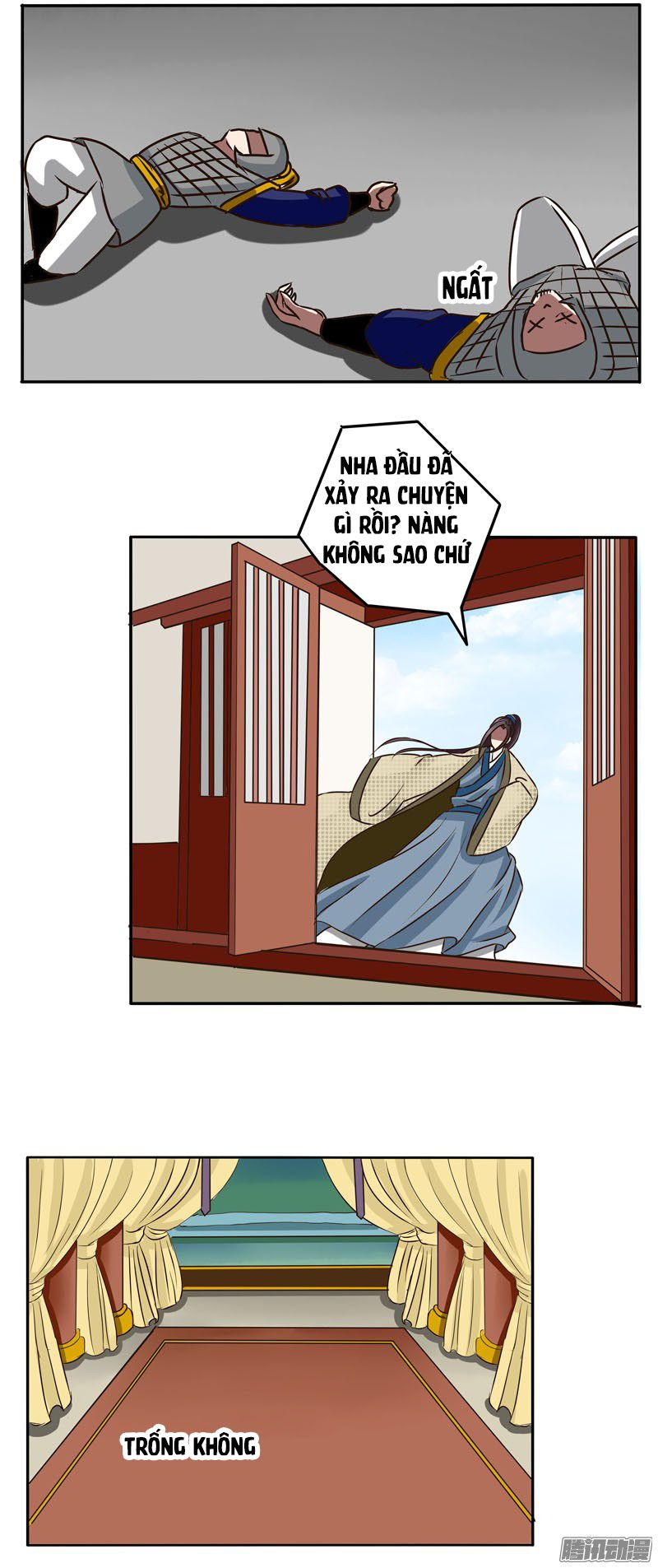 Thông Linh Phi Chap 26
