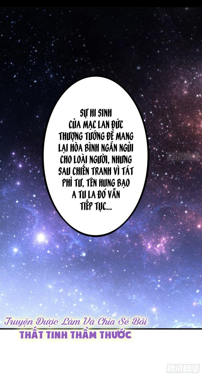 Đế Vương Ta Vẫn Còn Nhỏ - Chap 20
