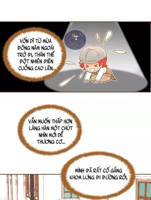 Tân Lang Nuôi Từ Thuở Bé Chap 12