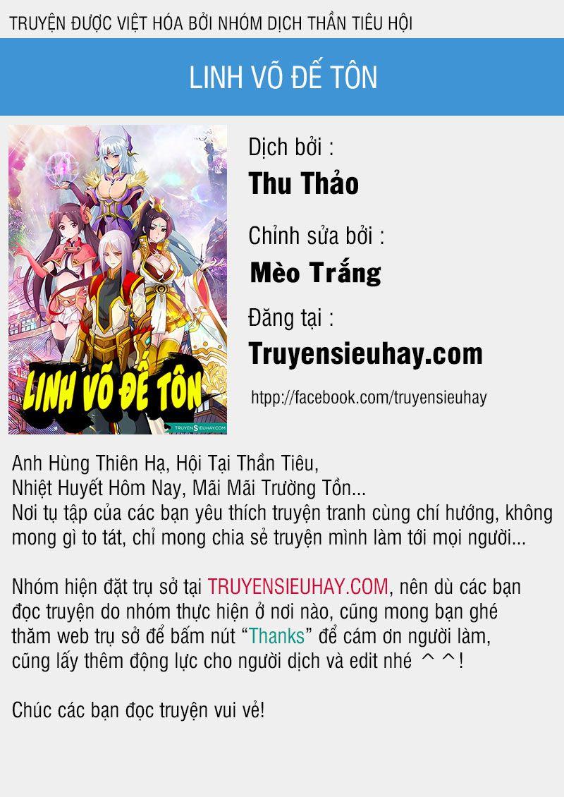 Linh Võ Đế Tôn - Chap 109
