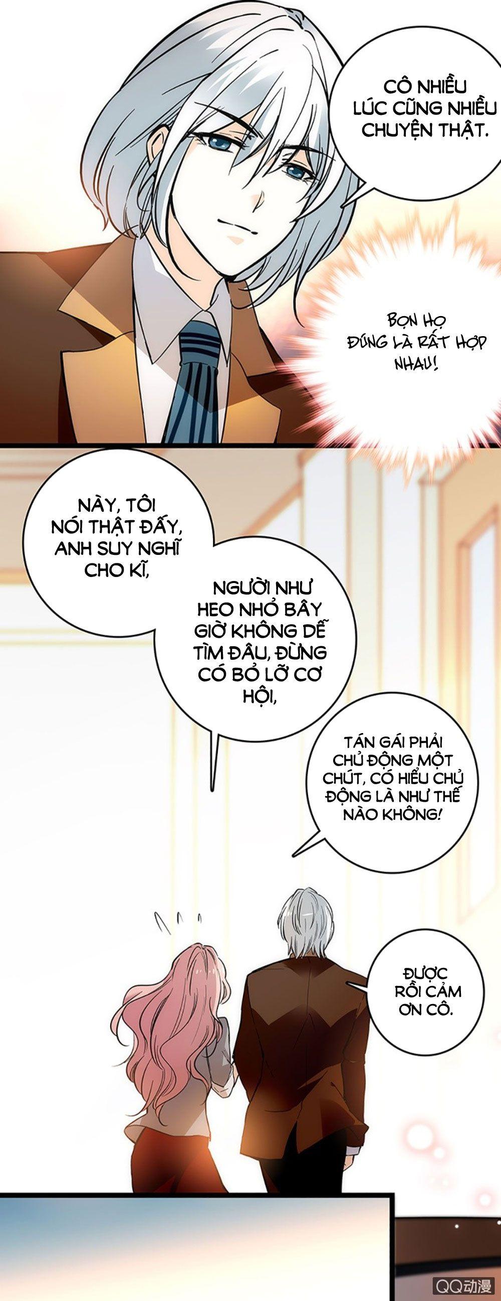 Tịch Nhan Hoa Nở Chỉ Vì Em – Chap 48