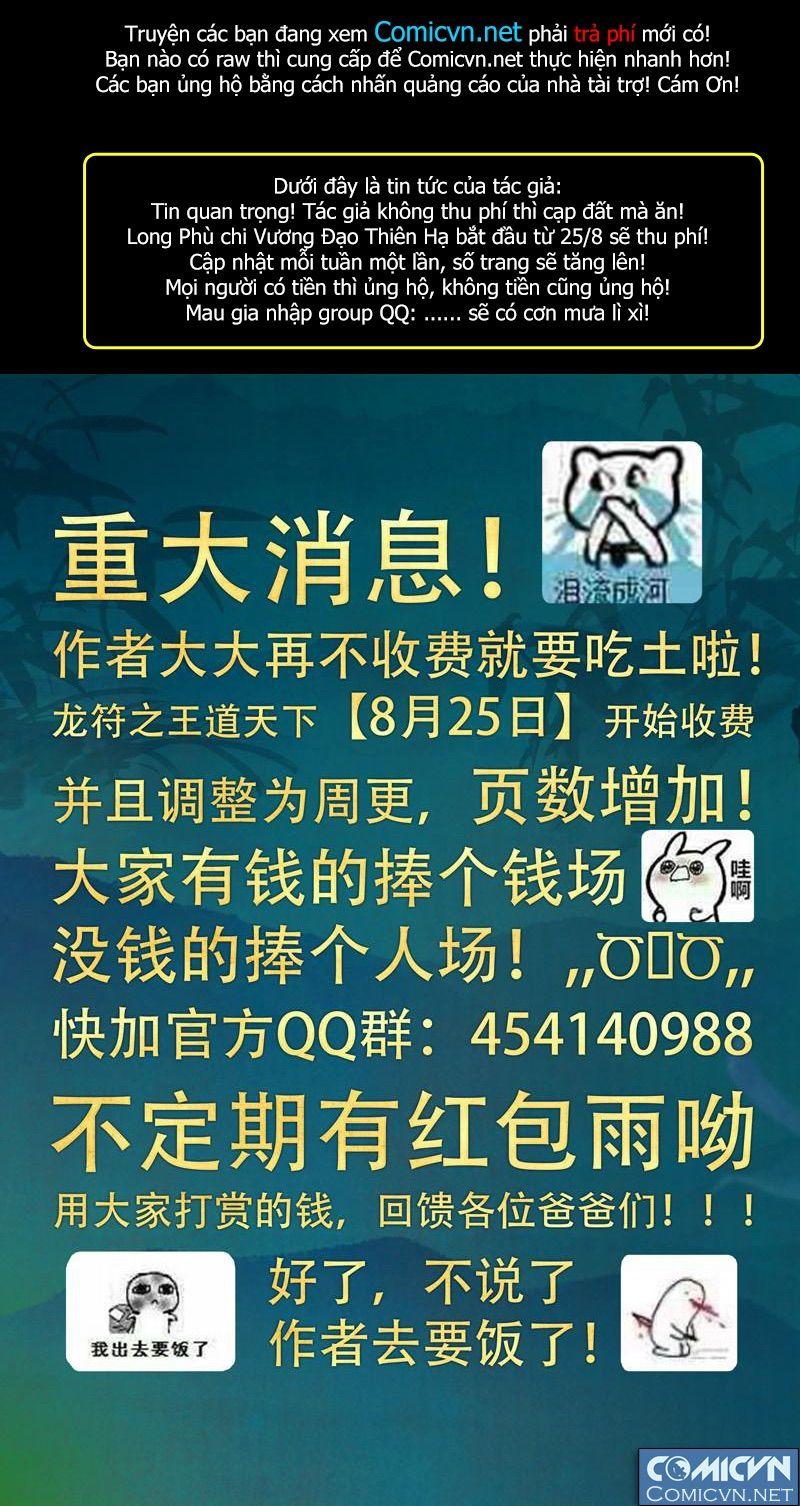Long Phù Chi Vương Đạo Thiên Hạ - Chap 60