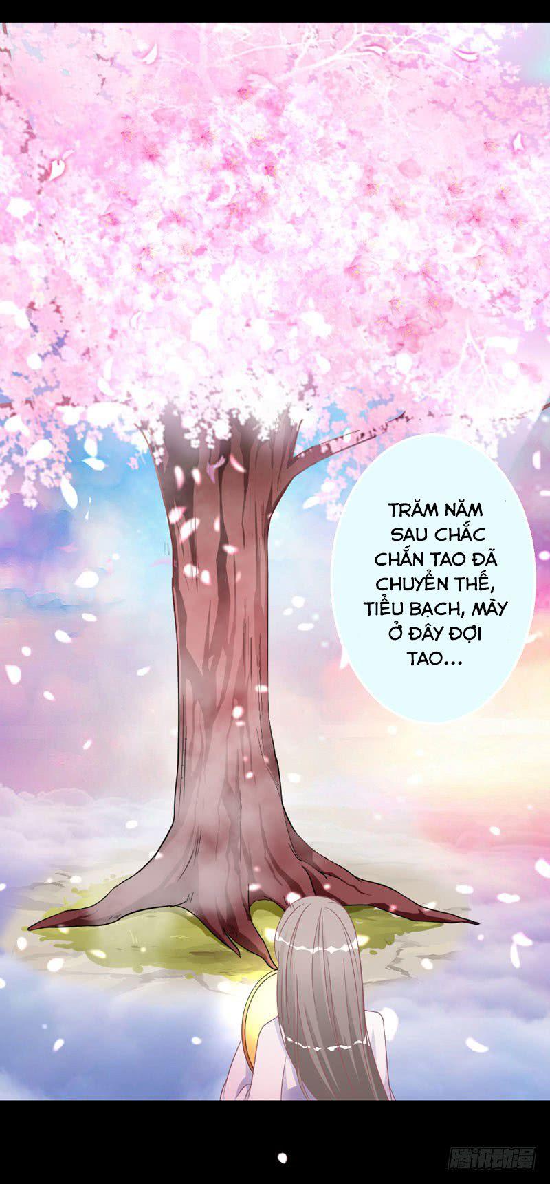 Hung Mãnh Quỷ Phu Bà Thượng Sàng – Chap 33