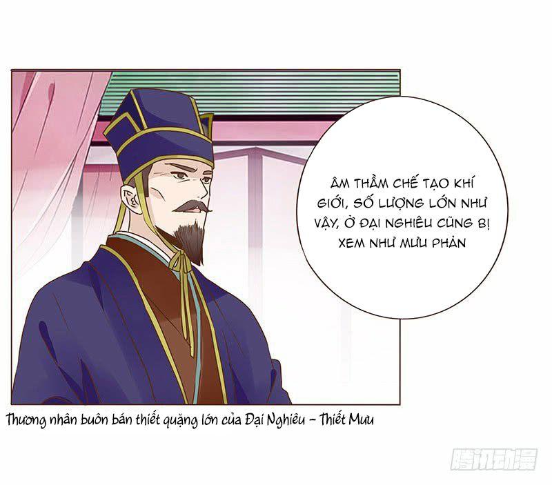 Đế Vương Trắc – Chap 103