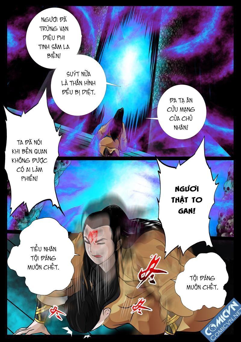 Long Phù chi Vương Đạo Thiên Hạ - Chap 30
